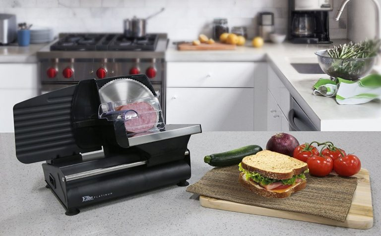 EMT-503B-Electronic-Die-Cast-Aluminum-Food-Slicer-from-Elite-Gourmet-768x476